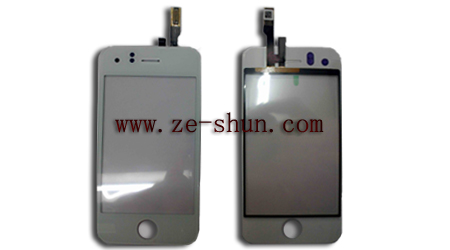iPhone 3G touchscreen white