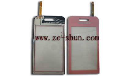 Samsung S5230&S5233 touchscreen pink