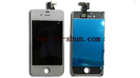 iphone 4S LCD&touchpad complete white