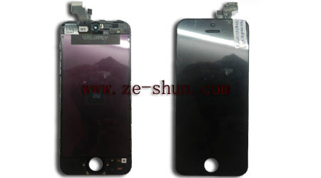 iphone 5 LCD+touchpad complete black
