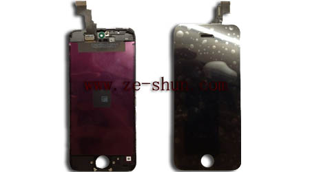 iphone 5c LCD+touchpad complete black