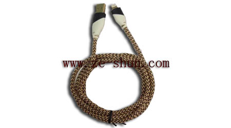 iphone 5 USB cable weave type