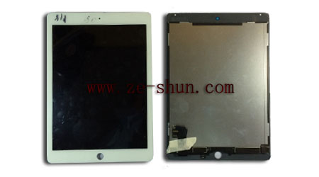 ipad air2 LCD complete white