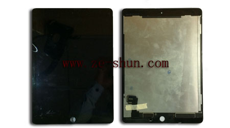 ipad air2 LCD complete Black