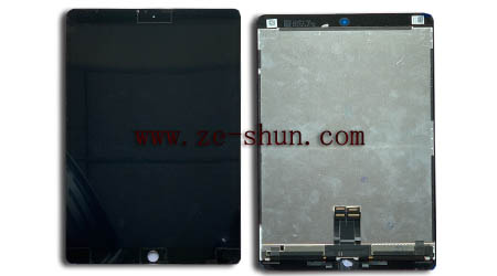 iPad Air 2019 LCD complete Black